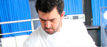 Imagem do cozinheiro chefe Pablo Oazen