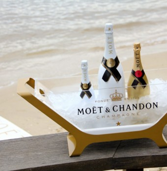 Evento Sunset Moët & Chandon Ice Impérial