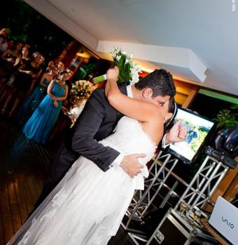 Evento Casamento - Marcela e Fábio