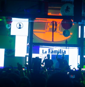 Evento LA FAMILIA 2 ANOS