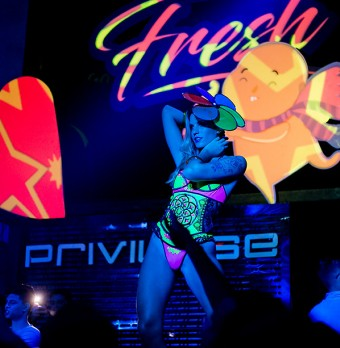 Evento GO FRESH