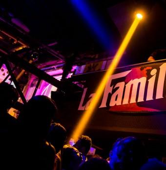 Evento LA FAMILA