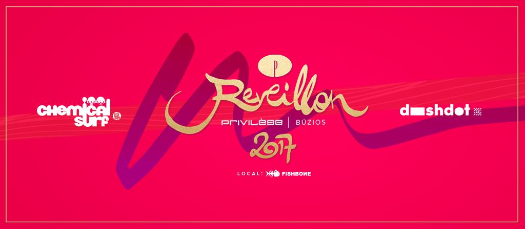 RÉVEILLON BÚZIOS 2017