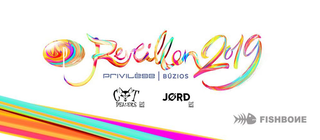 RÉVEILLON PRIVILÈGE BÚZIOS 2019