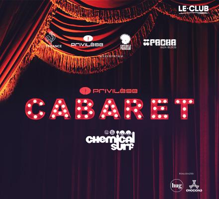 Evento CABARET - LE CLUB