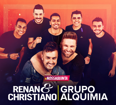 Evento RENAN E CHRISTIANO 08/03