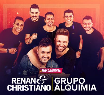 Evento RENAN E CHRISTIANO 15/03