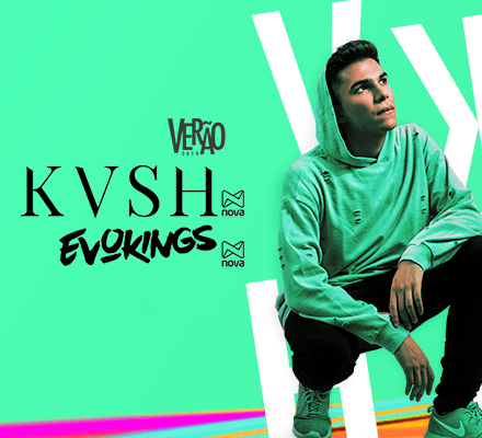 Evento KVSH e EVOKINGS