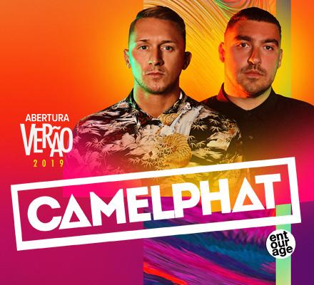 Evento ABERTURA DO VERÃO 2019 - CAMELPHAT