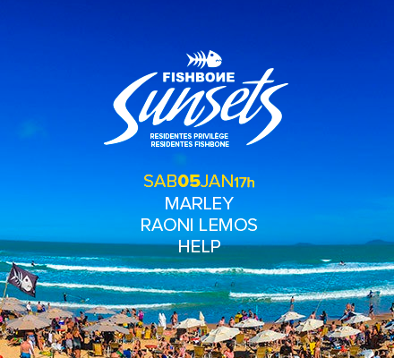 Evento SUNSET FISHBONE