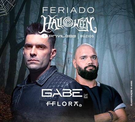 Evento Gabe e FFLORA